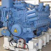 Used MTU Diesel Engi