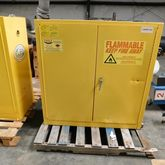 30 Gallon Flammable Storage Cab