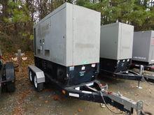 100 kW Baldor Generator