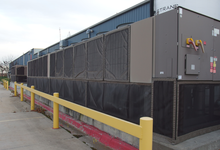 500 Ton York Air Cooled Chiller