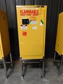 16 Gallon Flammable Storage Cab
