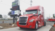 Used Freightliner CASCADIA Cab Chassis truck for sale   Machinio