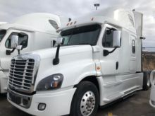 No results for Freightliner CASCADIA EVOLUTION conventional