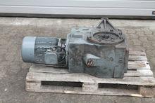 Getriebemotor Masch und Stahlba