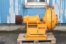 Linatex centrifugal pump