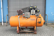 1988 ALUP piston compressor