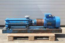 KSB High pressure centrifugal p
