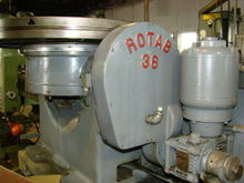 "36"" dia. MACHINE PRODUCTS, ROTA"