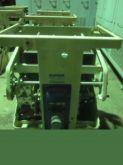 1600 Amp, GE, AK7A50, 480 V., M