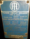 2000 Amp, ITE, K2000, 480 V., M