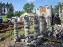 600 Amp, WESTINGHOUSE, No. V2,