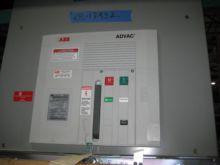 2000 Amp, ABB, ADVAC, 4160 V.,