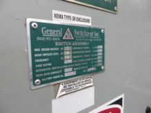 200 Amp, GENERAL SWITCHGEAR INC