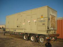 5200 KW, SOLAR T60, 4160 V, 3 P