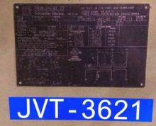 300 KVA, Pri 4160 D, Sec 208Y/1