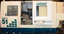 Hardinge Quest 51, 4 Axis w/Sub