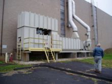 1990 8000CFM, Thermal Oxidizer