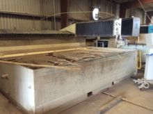 2008 6'x 12' Flow Waterjet IFB