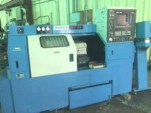 1996 HYUNDAI HIT 18S CNC Lathe,