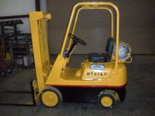2750 Lb HYSTER 25 SPACESAVER FO