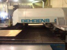 20 Ton, BEHRENS, IBH-CNC, 21 St
