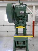 Used 60 Ton Minster,