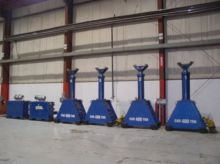400 Ton LIFT SYSTEMS Model 44A,