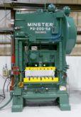 Used 200 Ton MINSTER