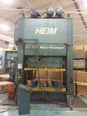 Used 500 Ton HEIM S2