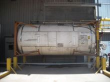 5300gal., 316 Ti/L SS barrel, c