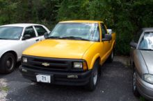 Chevy, No. S-10, on municibid.c