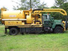 Vactor Truck, 1987 Vactor Truck
