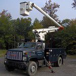 Used Bucket Truck, G