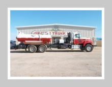 2004 MACK CH613 TWIN ACID PUMPI