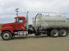 TIGER 80 BBL VACUUM TANK WITH S