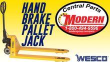 Wesco Hand Brake Pallet Jack