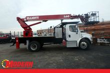 New Elliott L60 Boom