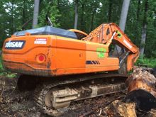 2010 Doosan Construction DX300L