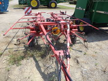 Used Taarup 8083T in