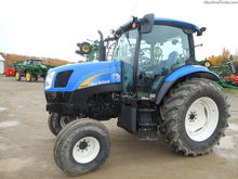2011 New Holland T6020 PLUS