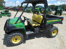 2011 John Deere XUV 825I GREEN