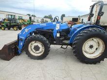 2008 New Holland TT75A