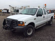 2000 Ford F350 4x4