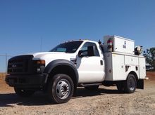 2008 Ford F450 4x4