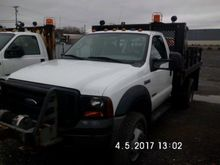 2007 Ford F450 4x4