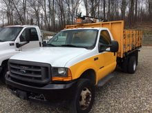 2001 Ford F550