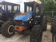 1996 New Holland TB120 4x4