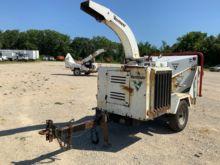 Used Diesel Wood Chippers for sale  Vermeer equipment & more