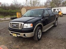 2008 Ford F150 4x4 King Ranch E
