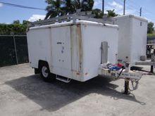 1989 Altec Enclosed Utility Too